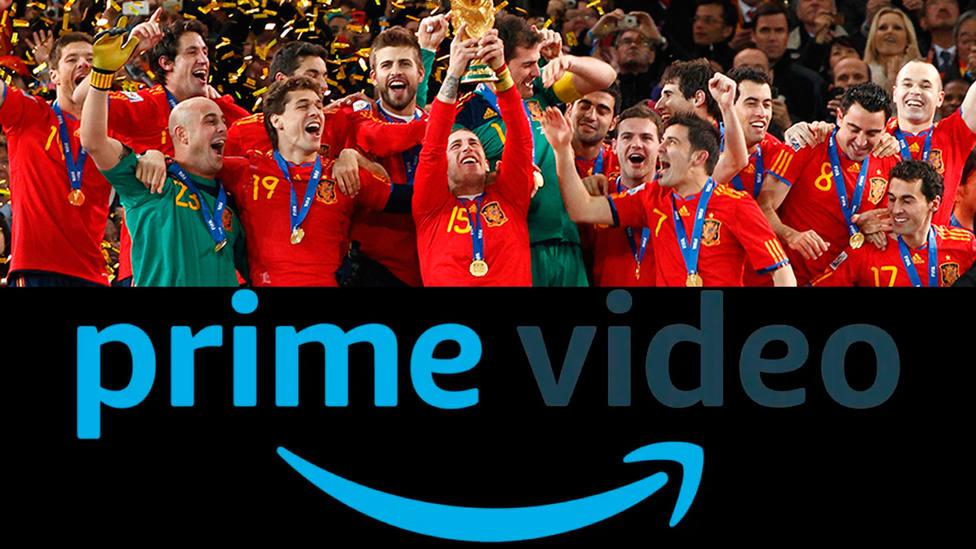Amazon Prime estrenará un documental inédito sobre la Selección Española