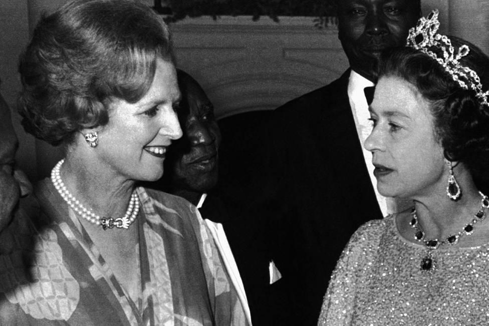 Margaret Thatcher y la Reina Isabel II: claves de una relación distante que marcó el rumbo de Reino Unido