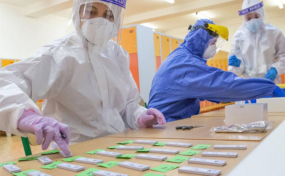 Torrelodones realizará test de antígenos a la población