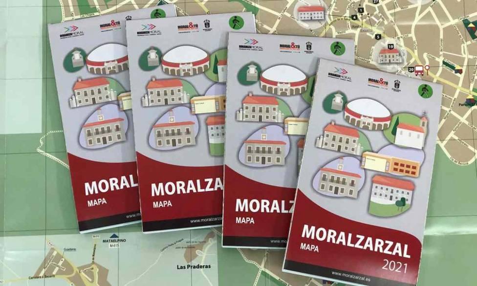 Nuevo mapa callejero de Moralzarzal