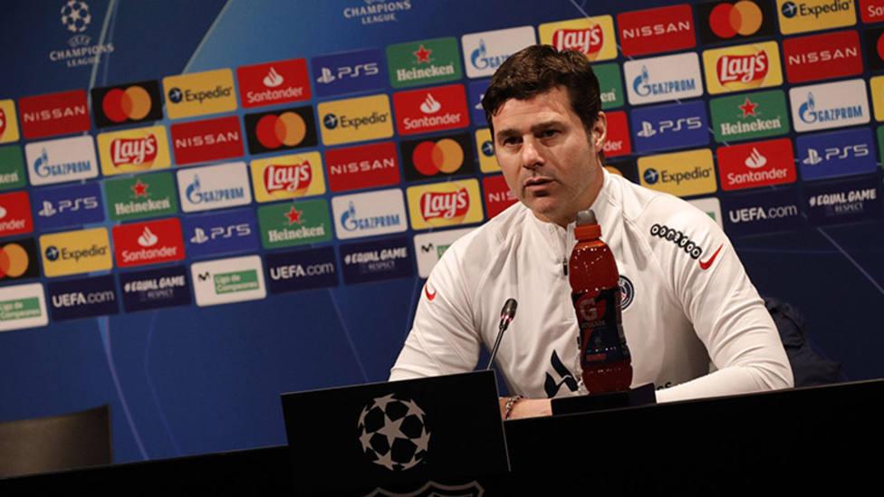 Mauricio Pochettino: En el PSG hay tal pasión por la Champions que roza la obsesión
