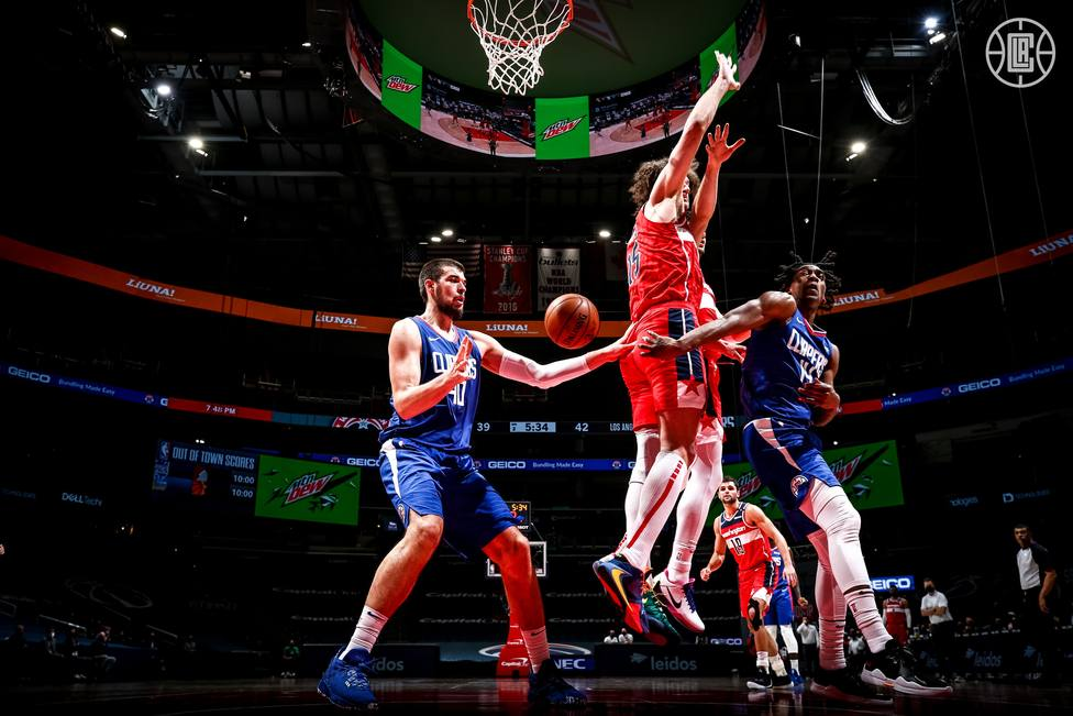 Wizards - Clippers