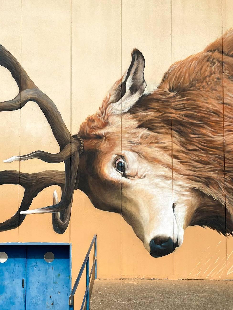 Mural de Torrejón el Rubio 3