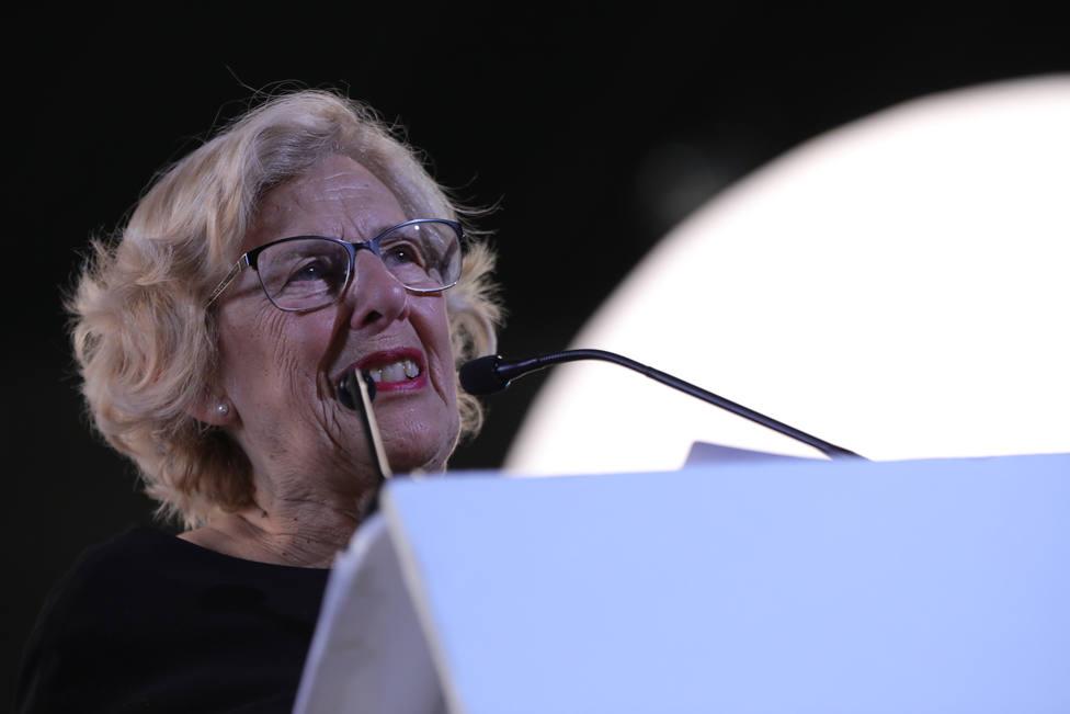 El Ayuntamiento de Madrid se niega a revelar el patrimonio de Manuela Carmena a pesar de la orden del TSJM