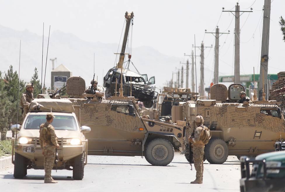 La OTAN se suma a Estados Unidos y retirará todas sus tropas de Afganistán a partir del 1 de mayo
