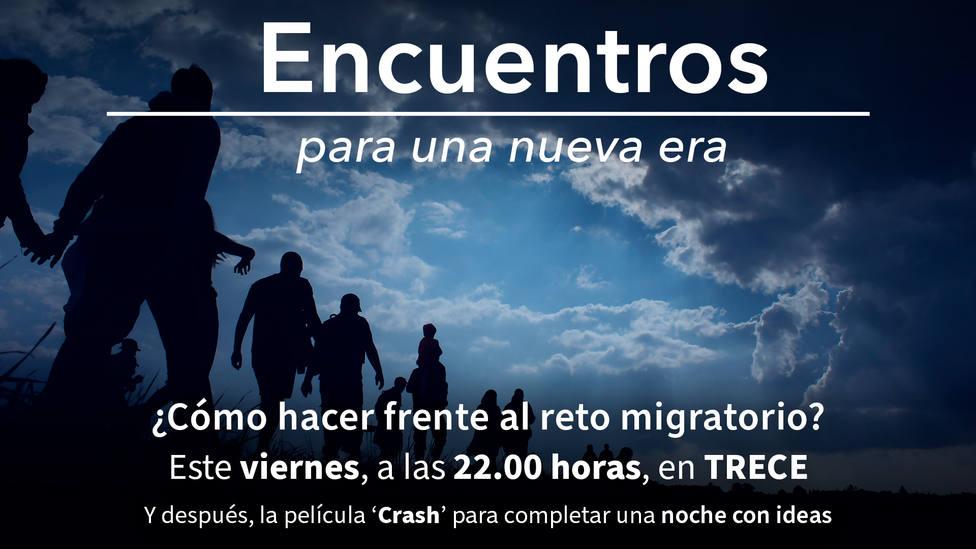 """¿Cómo hacer frente al rechazo y la xenofobia? TRECE te reta a debatir sobre """"El reto migratorio"""""""