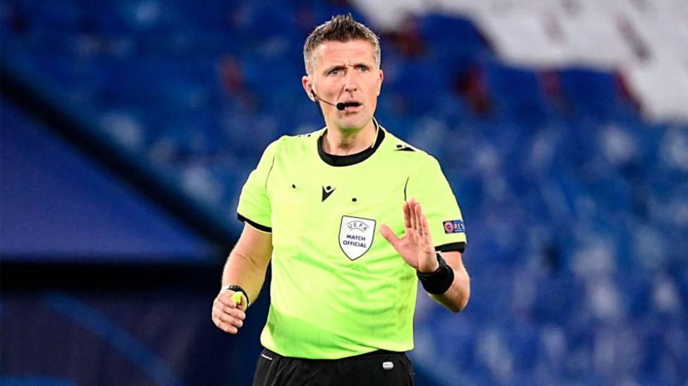 El italiano Daniele Orsato arbitrará al Real Madrid en Stamford Bridge
