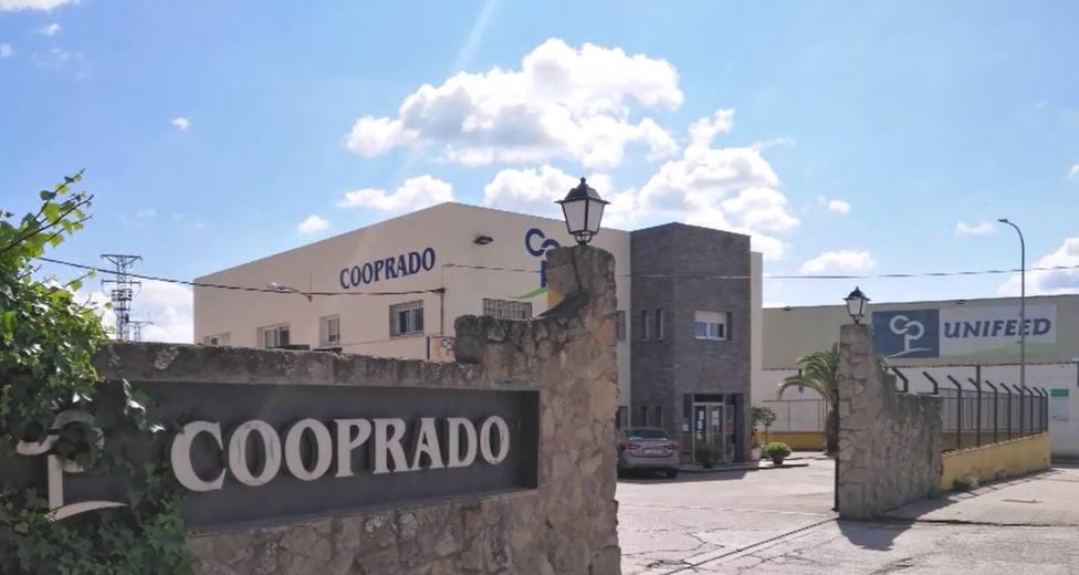 Cooperativa Cooprado. Foto: Cooperativas Agroalimentarias Extremadura