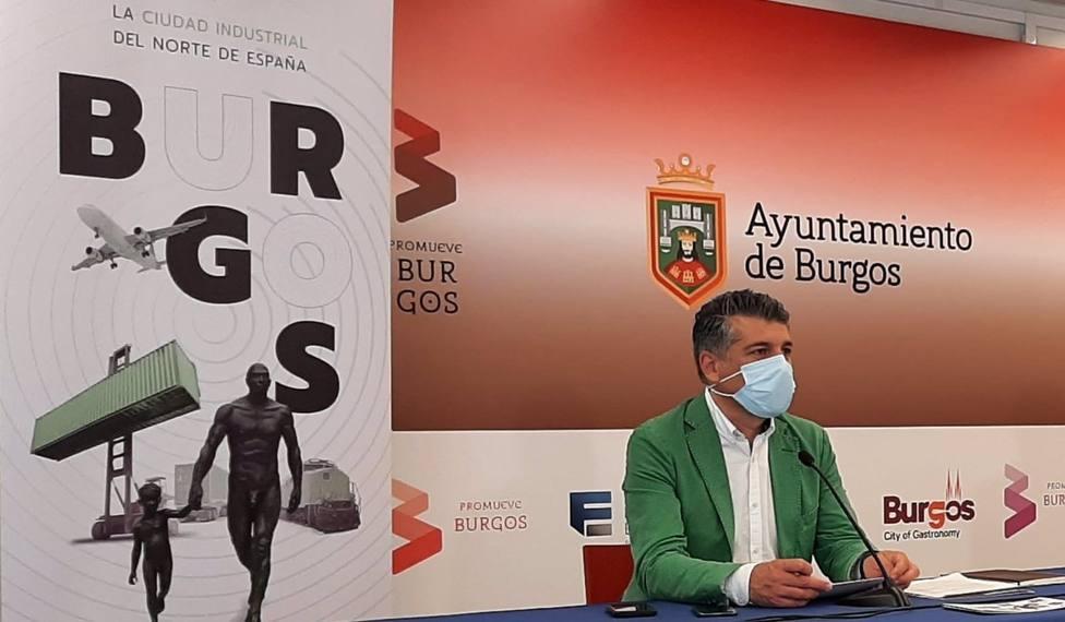 El Ayuntamiento de Burgos contrata a una agencia profesional para la promoción industrial