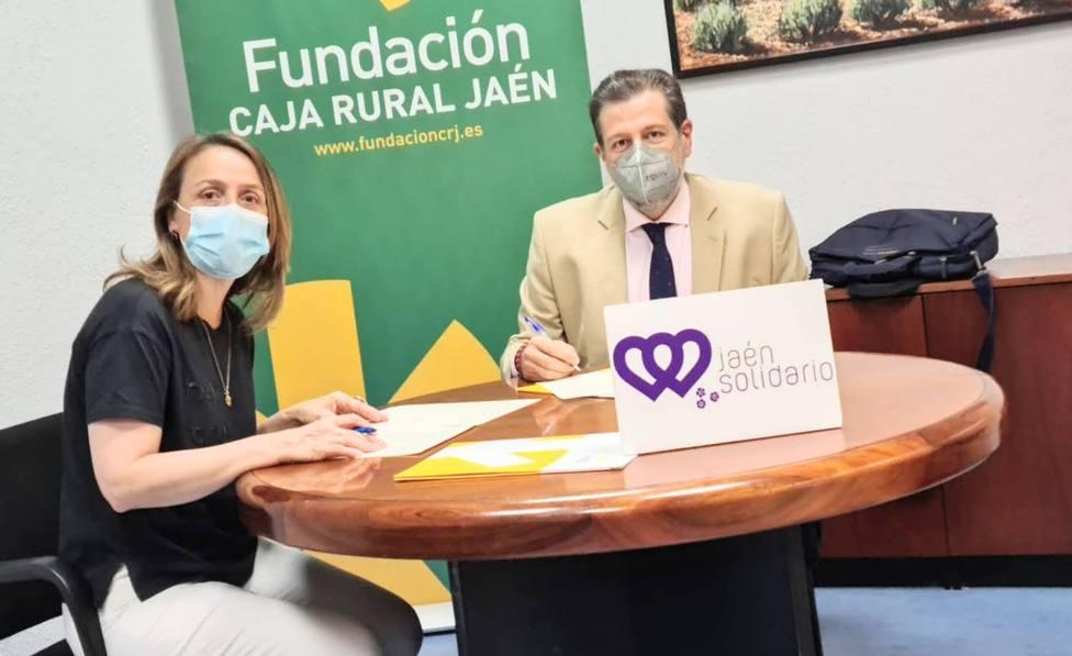 """Fundación Caja Rural muestra su apoyo al proyecto """"Tarjeta alimentaria solidaria"""""""