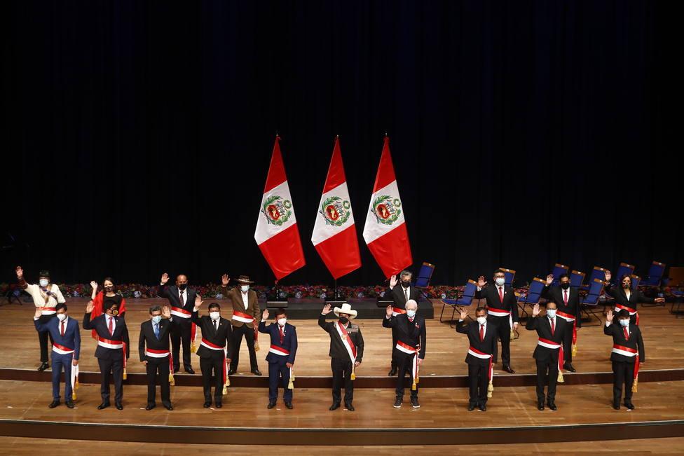 La sombra de 'Sendero Luminoso' planea sobre el nuevo Gobierno de Perú
