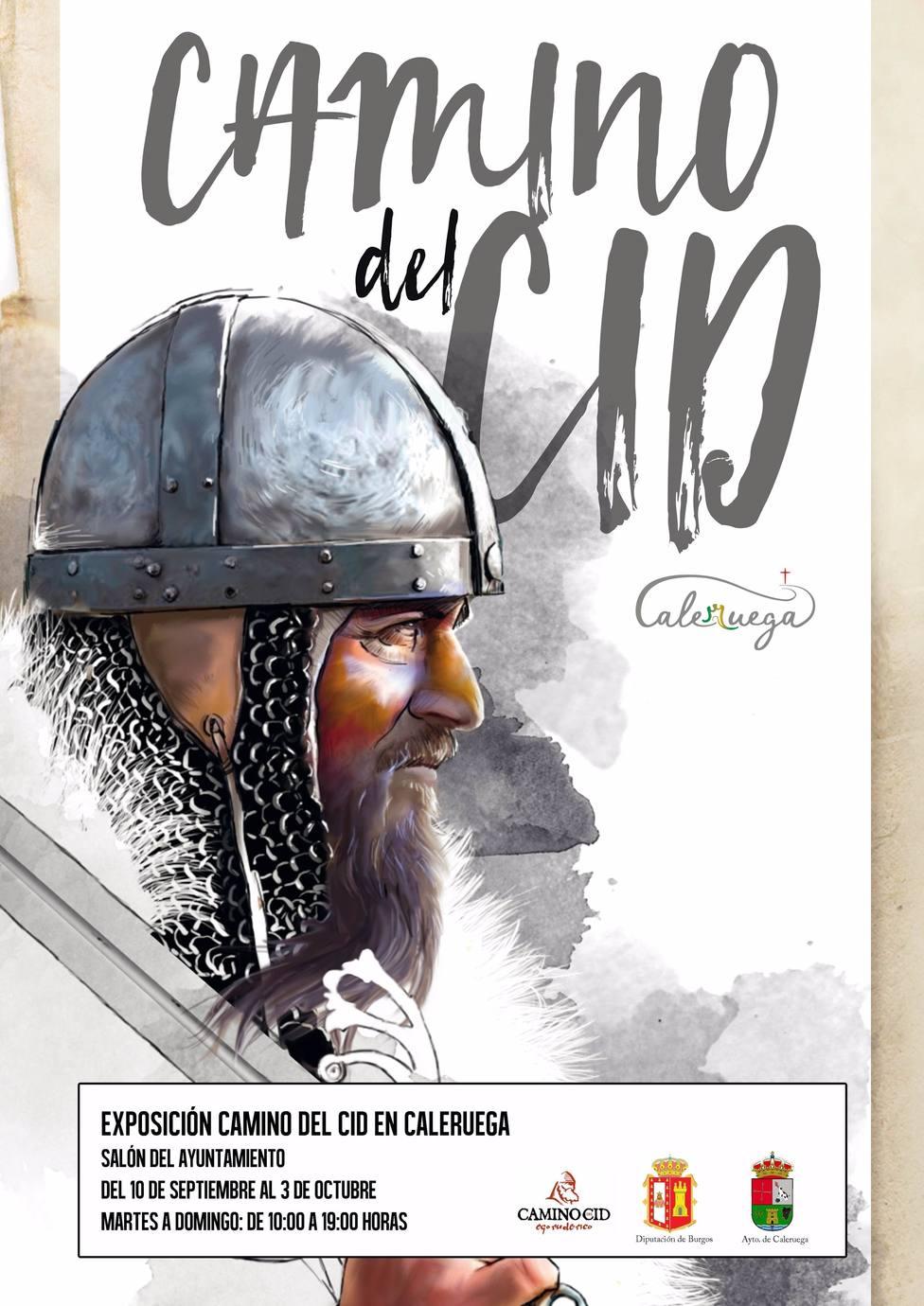 Caleruega (Burgos) acoge hasta el 3 de octubre una exposición sobre el Camino del Cid