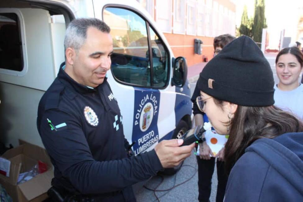 Tres años cárcel por atentar contra policías locales de Puerto Lumbreras