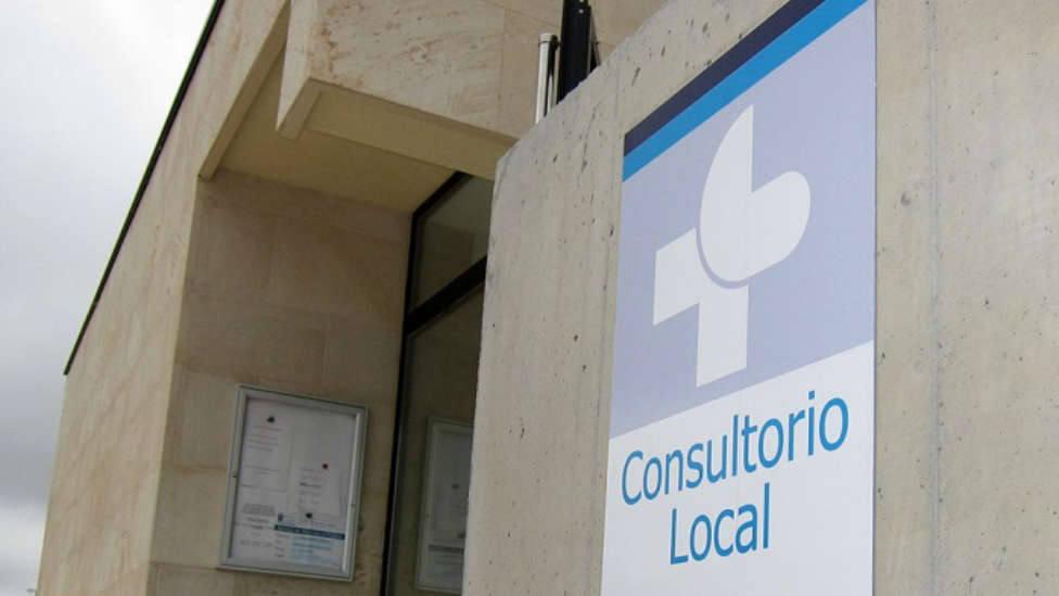 Imagen de archivo de un consultorio local de Castilla y León