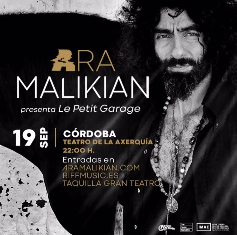 La Orquesta de Córdoba, Los Morancos y Ara Malikian llegan a los teatros con el 100% de aforo permitido