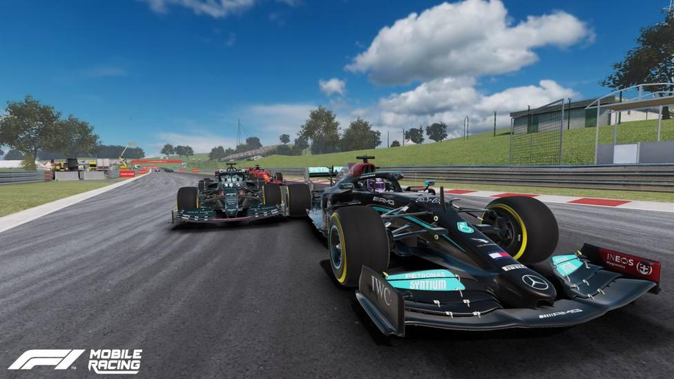 Actualización de la Temporada 2021 de F1 Mobile Racing