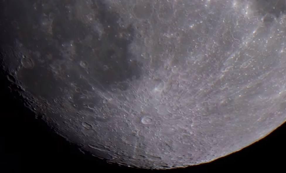 Captura del vídeo publicado por César Galdo en YouTube - FOTO: César Galdo