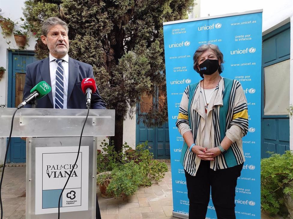 Cajasur apoya a Unicef España en la distribución de vacunas contra el Covid en países vulnerables