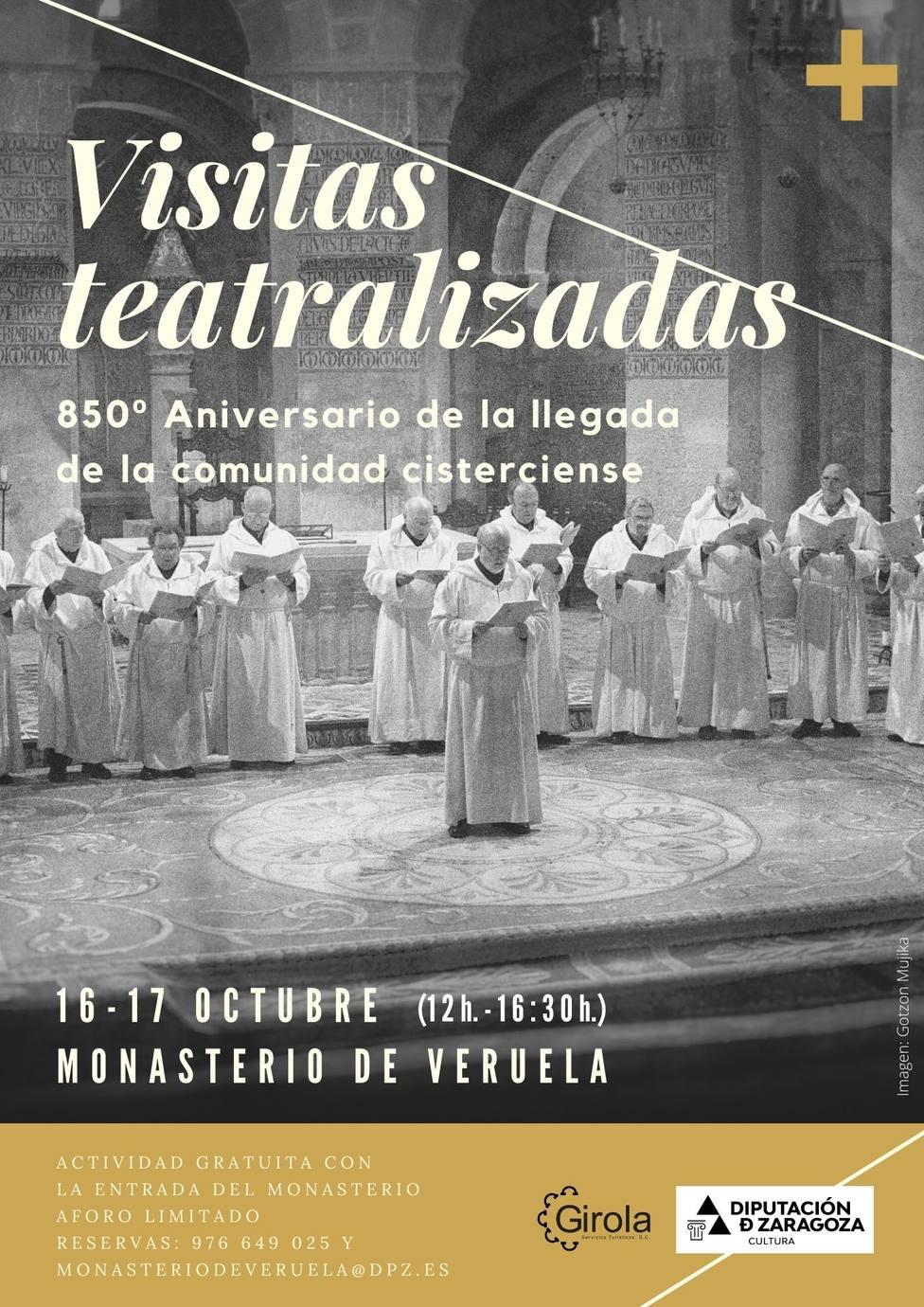 Visitas al Monasterio de Veruela