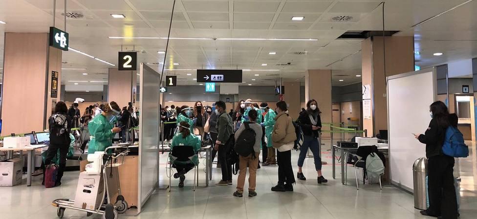 Baleares dejará de hacer controles en puertos y aeropuertos el próximo 31 de octubre