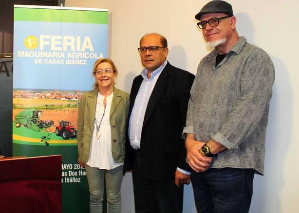 Casas Ibáñez celebrará su primera Feria de Maquinaria Agrícola