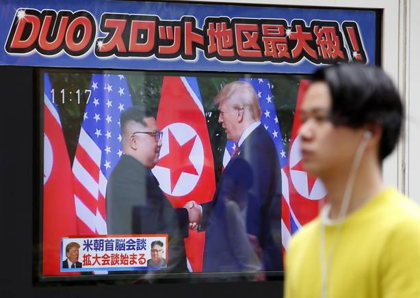 Cumbre entre Corea del Norte y Estados Unidos, en Singapur