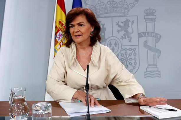El Gobierno quiere exhumar a Franco antes del Día de la Constitución