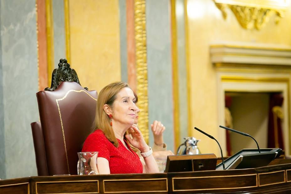 Ana Pastor inaugura mañana en el Congreso el VII foro parlamentario hispano portugués