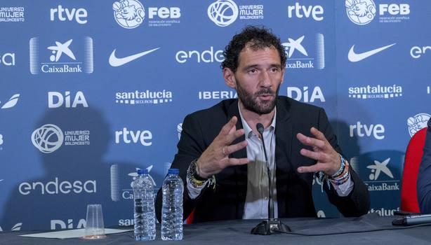 Garbajosa brinda a Zagklis el apoyo y la lealtad de todo el baloncesto español