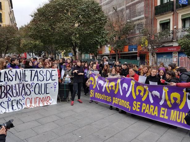 La Comisión 8-M suma fuerzas para la próxima huelga feminista, más amplia y más estatal que en 2018