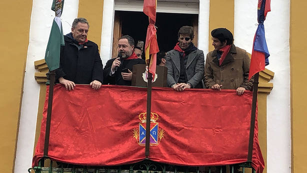 Juan José Padilla y Morante de la Puebla, protagonistas en La Puebla del Río