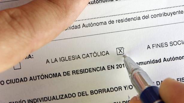 La Rioja es la segunda CCAA donde más se marca la X para la Iglesia Católica