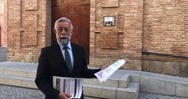 Ramos pide un director para el Museo Ruiz de Luna