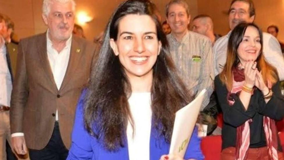 Rocío Monasterio (Vox): Yo también votaba al PP, pero se deja, como la droga