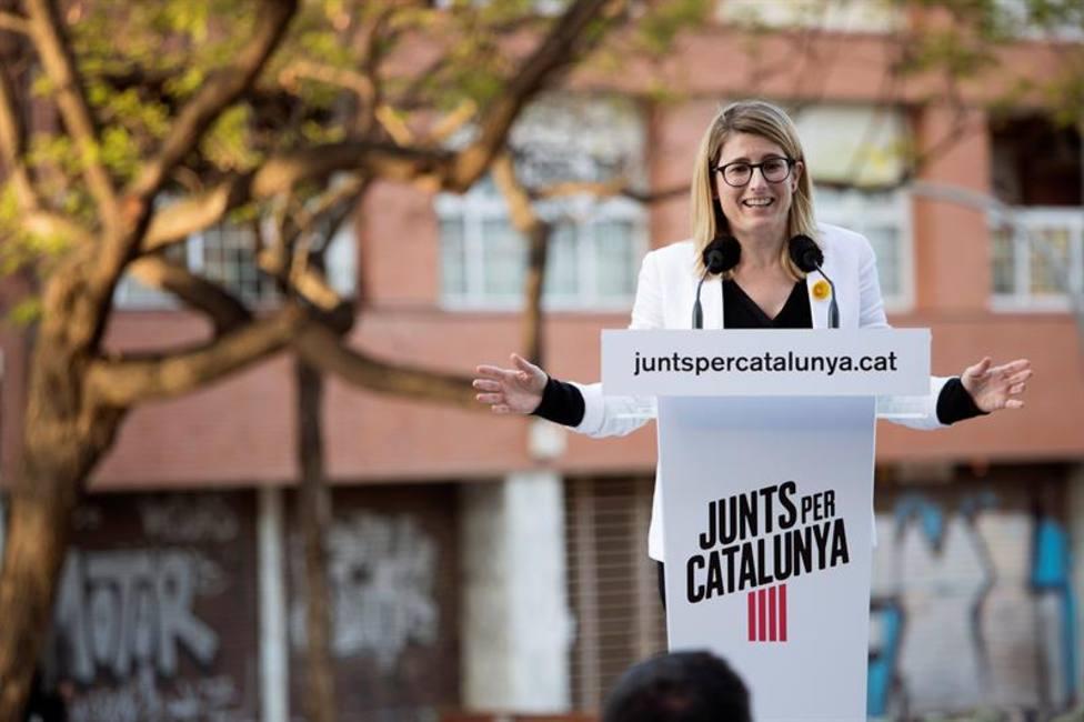JxCat también votará no a Iceta y deja su designación al borde del fracaso