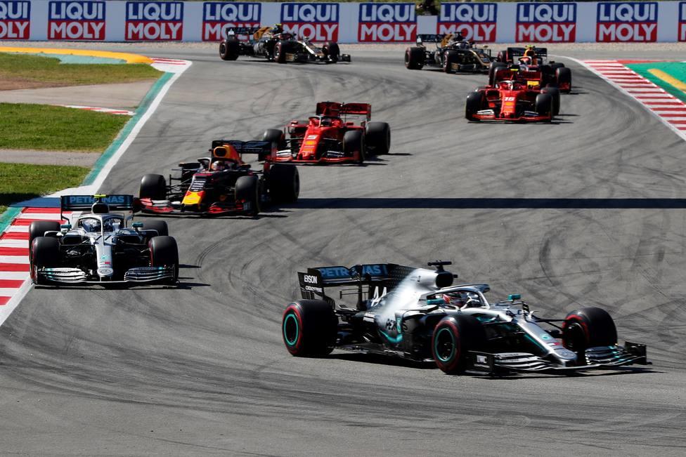 Gran Premio de España de Formula Uno