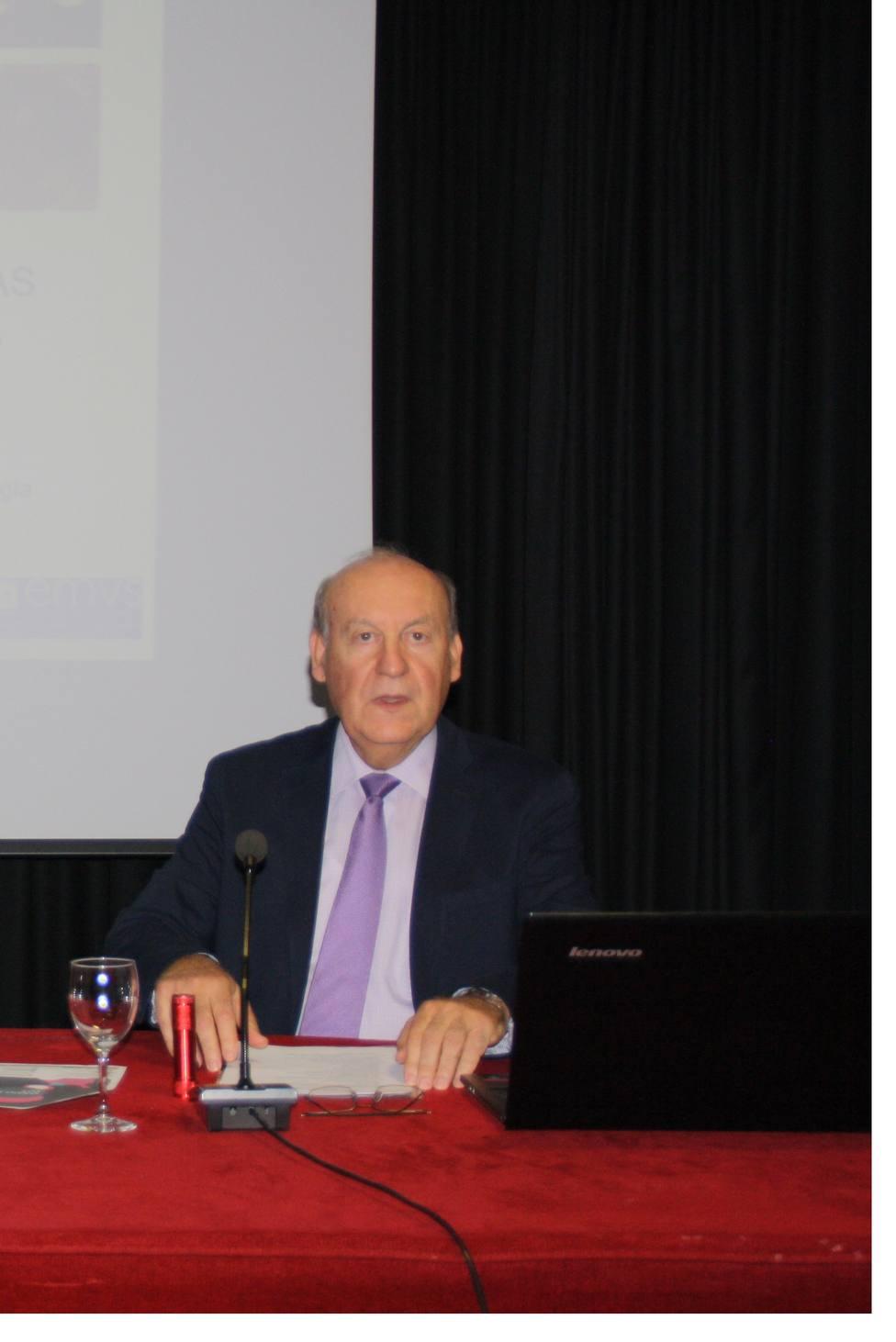El arquitecto Juan Armindo Hernández, nuevo presidente del Ateneo de Madrid