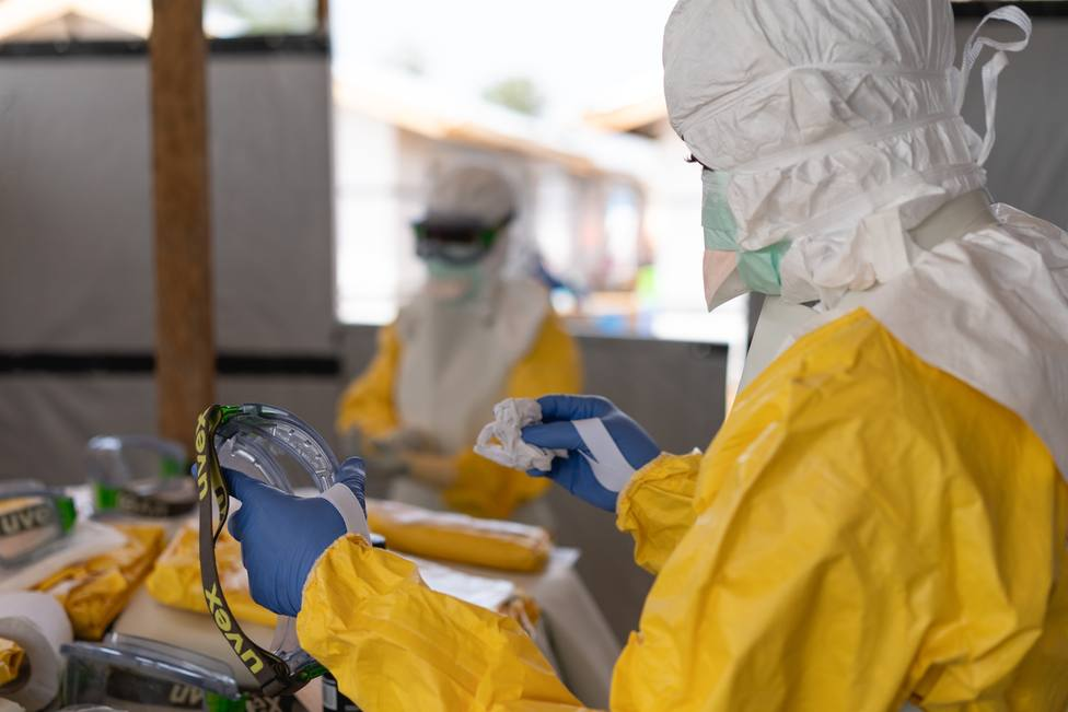 RDCongo.- MSF advierte de que la violencia complica la lucha frente al ébola en República Democrática del Congo
