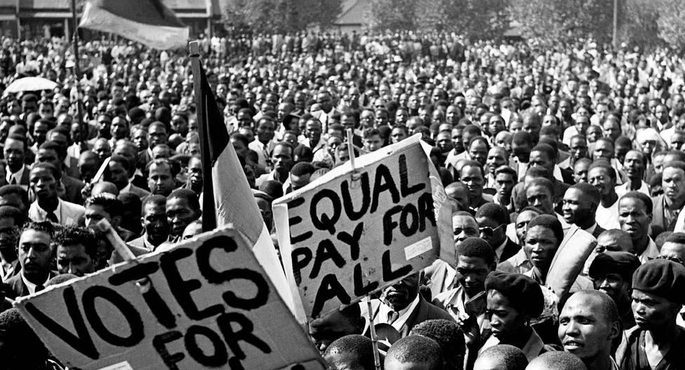 Codirectores de El Estado contra Mandela y los Otros: Mandela hizo muchas concesiones a la población blanca