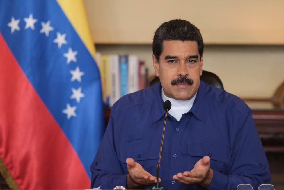 El Gobierno de Maduro afirma que los escoltas de Guaidó detenidos iban a defender fusiles robados