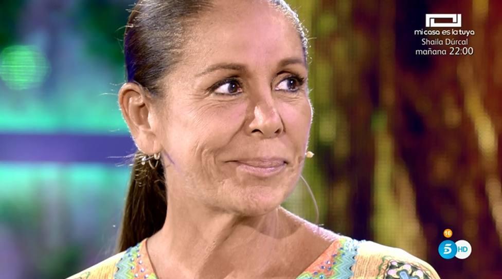 Los privilegios de Isabel Pantoja en la televisión tras su vuelta de Supervivientes