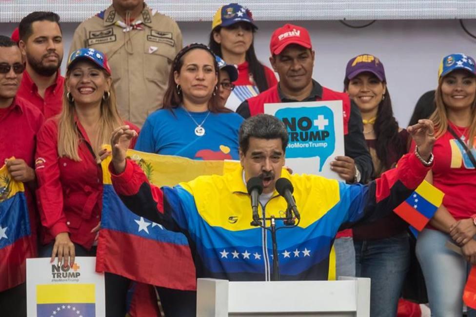 Maduro eleva el tono y amenaza gravemente al gusano despreciable de Guaidó