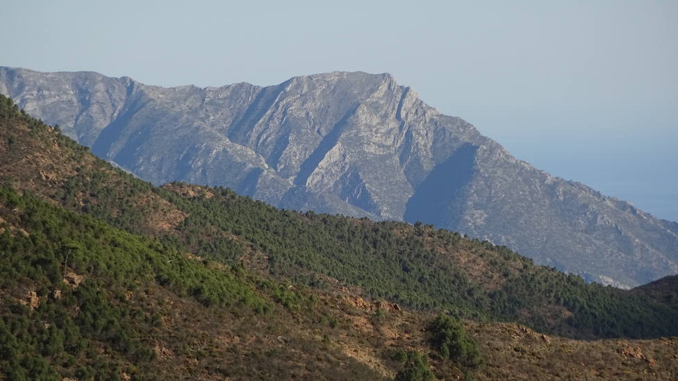 Pico de la Concha, en Marbella (Málaga)