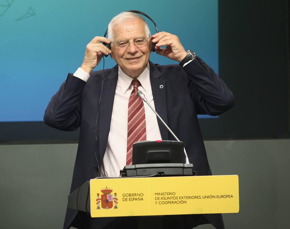 ERC y Junts exigen que Borrell explique al Congreso su CIA cutre para espiar a delegaciones catalanas en el exterior
