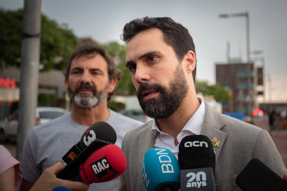 Torrent asegura que el independentismo no se quedará callado ante la sentencia del 1-O