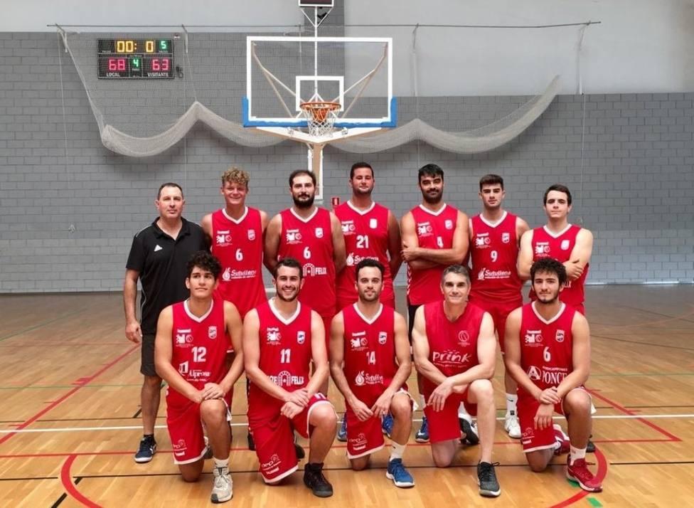 Eliocroca Basket se impone a Alfas del Pi en el primer amistos de temporada.