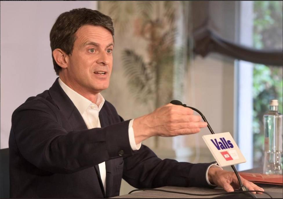 Valls dice que la impecable respuesta del PP a 52 diputados franceses la pueden firmar todos los constitucionalistas