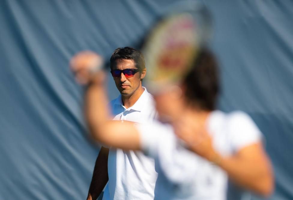 Carla Suárez rompe con su entrenador Óscar Serrano y le sustituirá en 2020 Marc Casabó