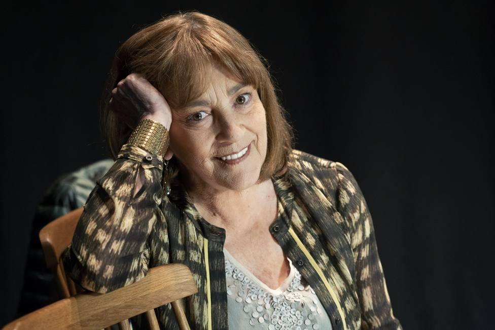 Carmen Maura La Golondrina en Madrid