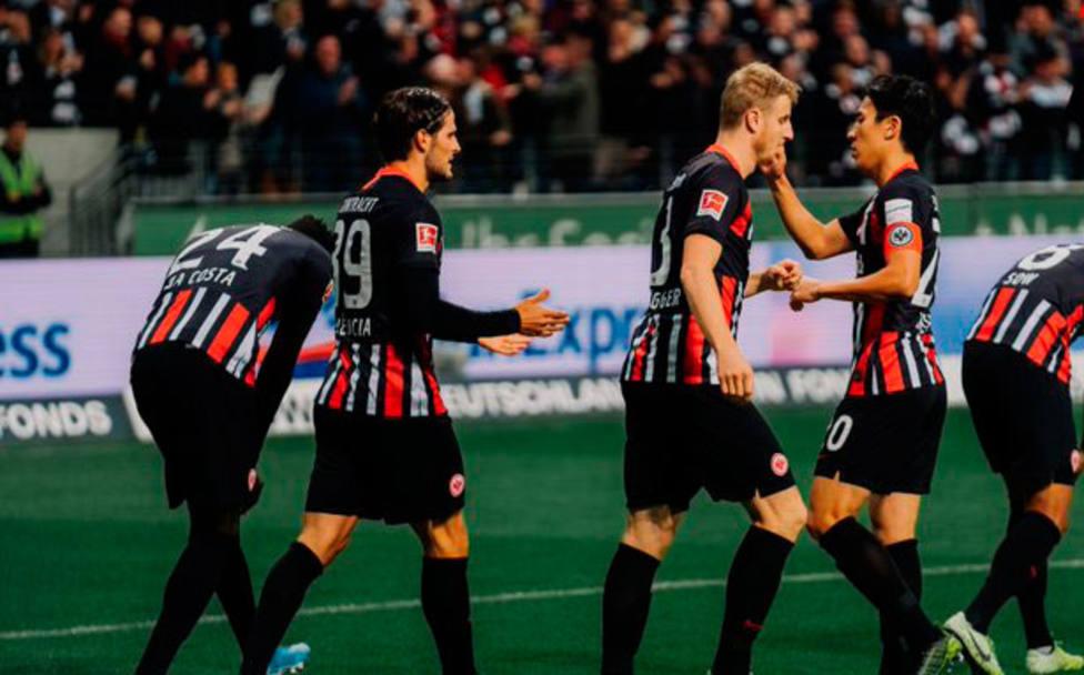 Eintracht - Leverkusen